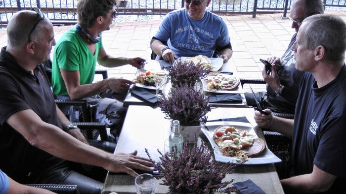 Lunch bij Grand Cafe Het Oude Station